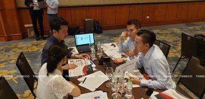 TOMECO tham dự Chương trình giao thương kết nối đầu tư Việt Nam – Hàn Quốc