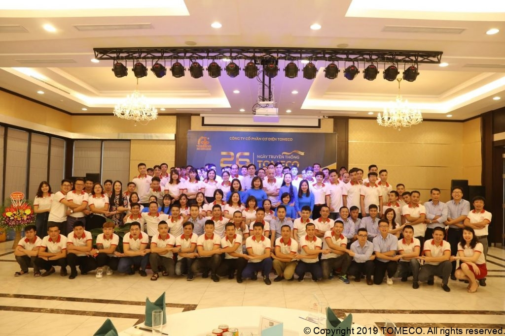 TOMECO Staff's picture