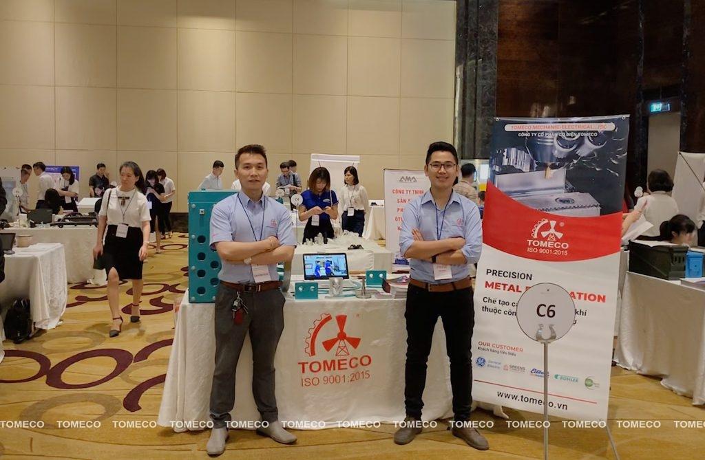 TOMECO tham dự Ngày hội các nhà cung cấp 2019 tại Hà Nội